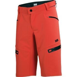IXS Sever 6.1 BC Shorts, fluor red - Radhose