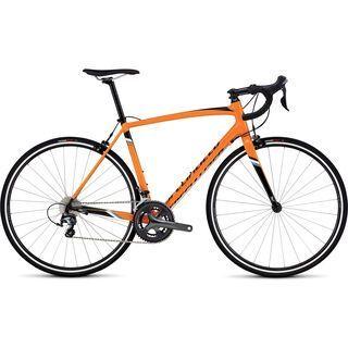 Specialized Allez DSW Elite 2016, orange/black/gray - Rennrad