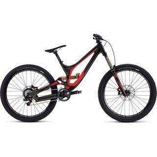 Specialized Demo 8 FSR II 650b 2017, charcoal/red - Mountainbike