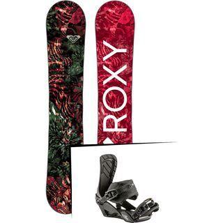 Set: Roxy Xoxo 2019 + Nitro Poison black pearl