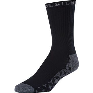 TroyLee Designs Starburst Crew Socks 3er Pack, black - Radsocken