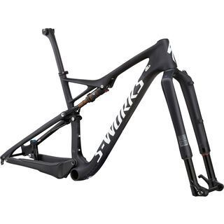 Specialized S-Works Epic 29 World Cup Frameset 2016, carbon/white