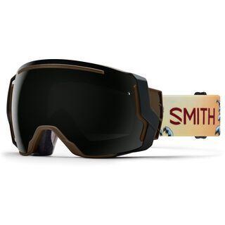 Smith I/O 7 Josh Dirksen inkl. Wechselscheibe, Lens: sun black chromapop - Skibrille