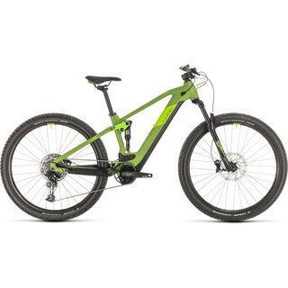 Cube Stereo Hybrid 120 Pro 500 29 2020, green´n´green - E-Bike
