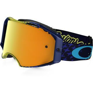 Oakley Airbrake MX Troy Lee Signature Series - MX Brille