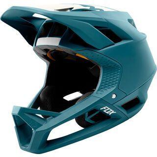 Fox Proframe Helmet Matte, maui blue - Fahrradhelm