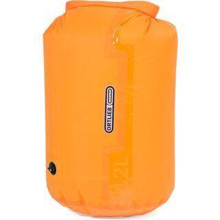 Ortlieb Dry-Bag PS10 Valve - 12 L, orange - Packsack
