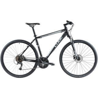 Cube LTD CLS Pro 2014, black/white - Fitnessbike