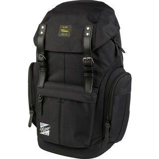 Nitro Daypacker, true black - Rucksack