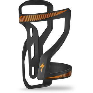 Specialized Zee Cage II - Right, black/gallardo orange - Flaschenhalter