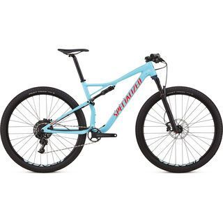 Specialized Epic Comp 2018, blue/red - Mountainbike