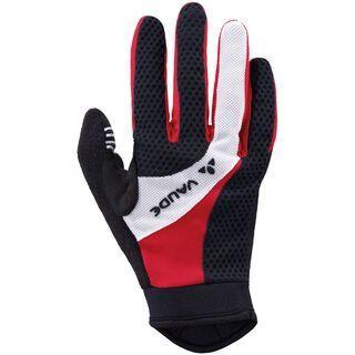 Vaude Women's Dyce Gloves, red - Fahrradhandschuhe