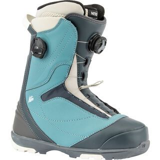 Nitro Cypress Boa 2020, steel blue/charcoal - Snowboardschuhe