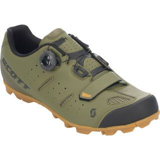 Scott MTB Elite Boa Shoe green moss/black