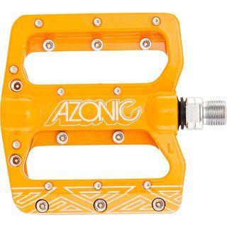 Azonic Pucker Up Pedal, orange