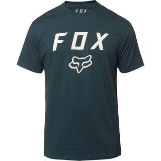 Fox Legacy Moth SS Tee, navy - T-Shirt