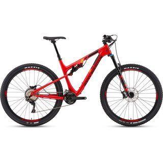Rocky Mountain Instinct 950 MSL 2017, red - Mountainbike