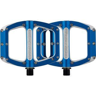 Spank Spoon Pedals, blue