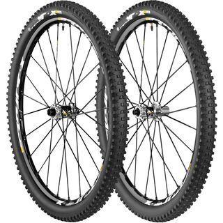 Mavic Crossmax XL WTS 27,5, black - Laufradsatz
