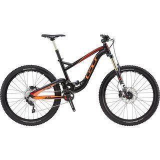 GT Force X Expert 27.5 2016, black/orange - Mountainbike