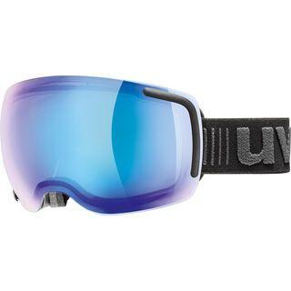 uvex big 40 VFM, black mat/Lens: mirror blue - Skibrille