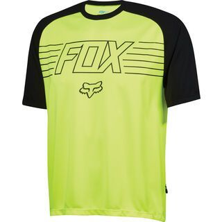 Fox Ranger Prints SS Jersey, flow yellow - Radtrikot