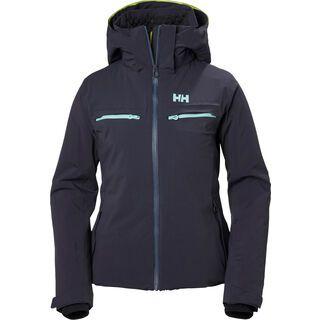 Helly Hansen W Alphelia Jacket, graphite blue - Skijacke
