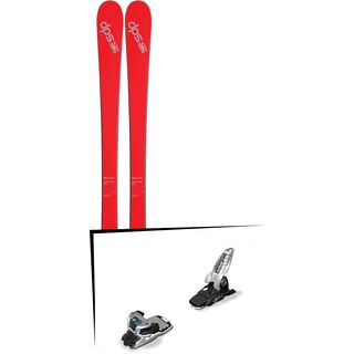 DPS Skis Set: Cassiar 80 SL Pure3 2016 + Marker Griffon 13