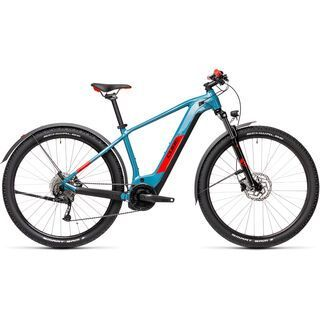 Cube Reaction Hybrid Performance Allroad 625 27.5 blue´n´red 2021