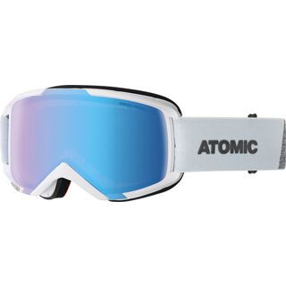 Atomic Savor Photo, white/Lens: blue photochromic - Skibrille