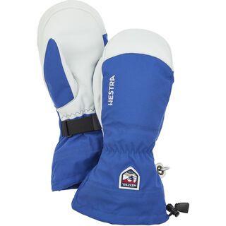 Hestra Army Leather Heli Ski Mitt, royal blue - Skihandschuhe