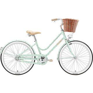 Creme Cycles Mini Molly 24 pistachio polka 2021