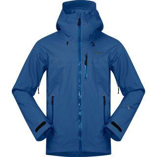 Bergans Stranda Insulated Hybrid Jacket, ocean/dark navy - Skijacke