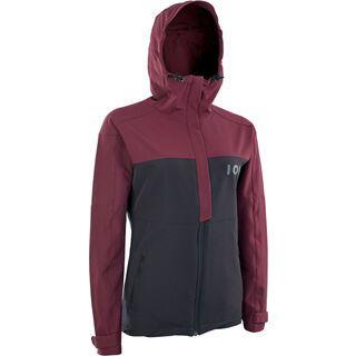 ION Softshell Jacket Shelter Wms, red haze - Radjacke