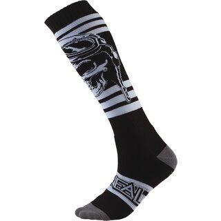 ONeal Pro MX Socks Riders, black/white - Radsocken