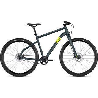 *** 2. Wahl *** Ghost Square Times 6.9 AL 2019, blue/yellow - Urbanbike | Größe S // 47 cm