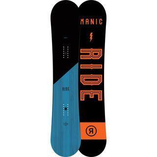Ride Manic 2017 - Snowboard