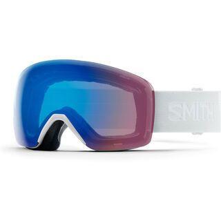 Smith Skyline, white vapor/Lens: cp storm rose flash - Skibrille