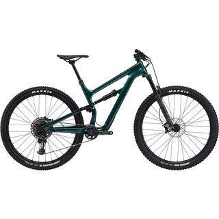 Cannondale Habit Carbon 3 2020, emerald - Mountainbike