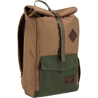 Burton Export Pack, kelp coated - Rucksack