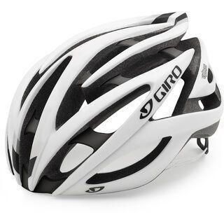 Giro Atmos II, matte white black - Fahrradhelm