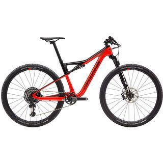 Cannondale Scalpel-Si Carbon 3 2019, acid red - Mountainbike