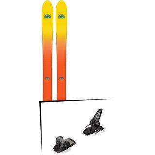 Set: DPS Skis Wailer F112 2017 + Marker Griffon 13 (1458308)