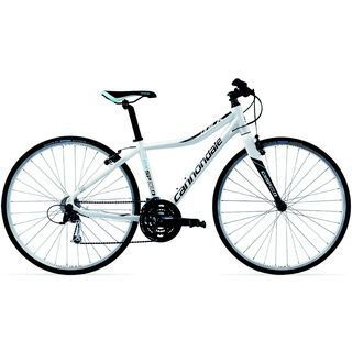Cannondale Quick CX Speed 3 Womens 2012, Magnesium White (Gloss) - Fitnessbike