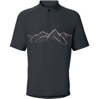 Vaude Men's Sentiero Shirt II, black - Radtrikot