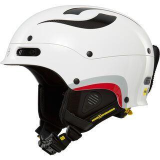 Sweet Protection Trooper MIPS, gloss white - Skihelm