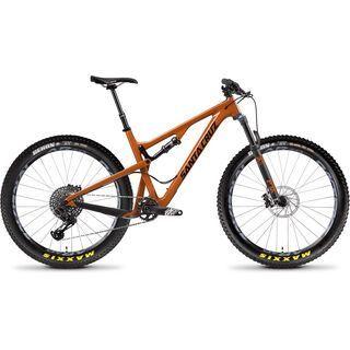 Santa Cruz Tallboy C S 27.5 Plus 2018, rust/black - Mountainbike