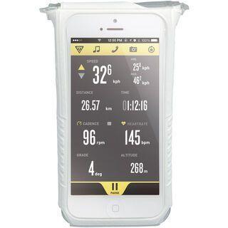 Topeak SmartPhone DryBag iPhone 5/5s, white - Schutzhülle