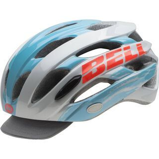 Bell Soul Joy Ride, white/blue - Fahrradhelm