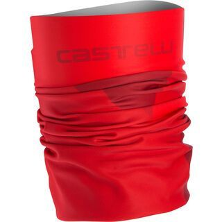 Castelli Arrivo 3 Thermo Head Thingy, red - Multifunktionstuch